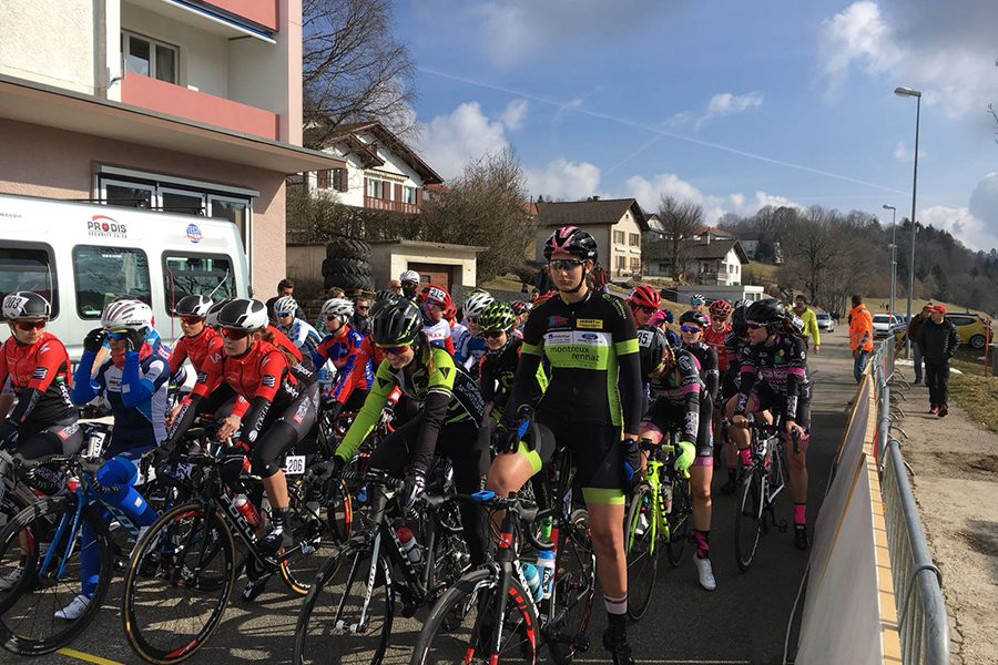 25.03.2018 – Les Genevez – course nationale route